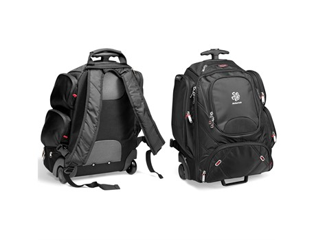 Elleven Tech Trolley Backpack Bags and Travel