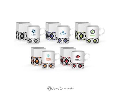 Andy Cartwright Geo Coffee Mug – 380ml Drinkware 3
