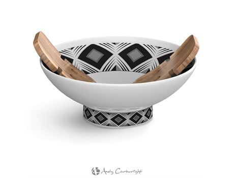 Andy Cartwright Geo Salad Set Gift Ideas for Her