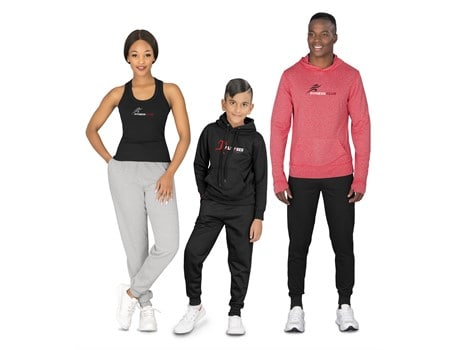 Unisex Active Joggers – Kids and Adults Range Hoodies, Sweaters and Tracksuits