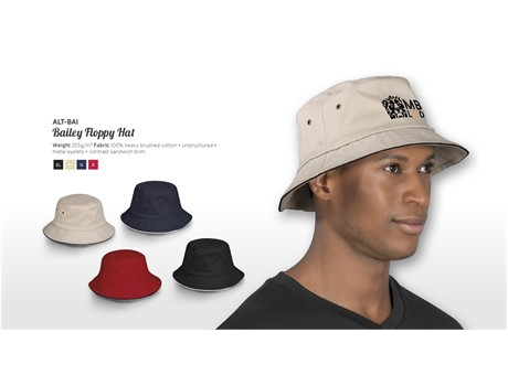 Bailey Floppy Hat Headwear and Accessories