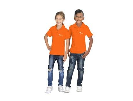 Kids Michigan Golf Shirt Branded Kids Apparel