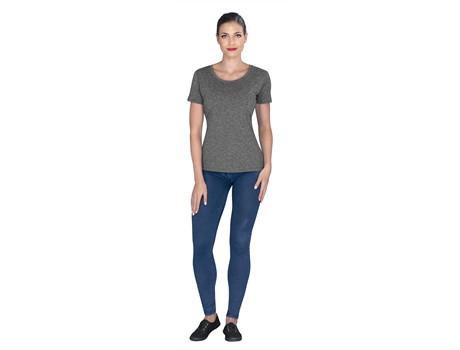 Ladies Oregon Melange T-Shirt Name Brands