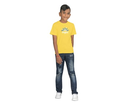 Kids Promo T-Shirt Branded Kids Apparel