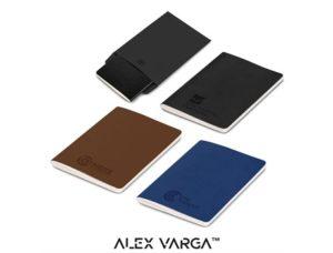 Alex Varga A-Type Notebook – Black Only