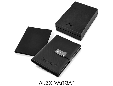 Alex Varga Chapman Code-Lock Notebook Giftsets