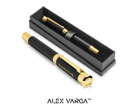 Alex Varga Corona Rollerball – Black Only Giftsets