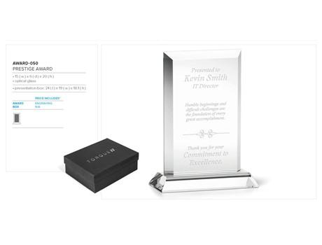 Prestige Award Awards