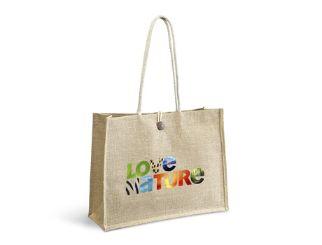 Greenmount Jute Tote Bags and Travel