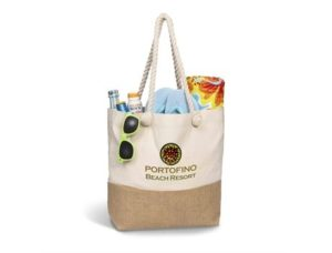 Pebble Beach Tote Bags and Travel