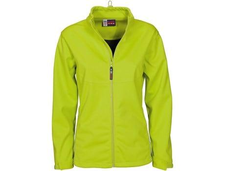 Ladies Cromwell Softshell Jacket Jackets and Polar Fleece
