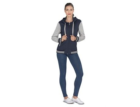 Ladies Princeton Hooded Sweater Hoodies, Sweaters and Tracksuits