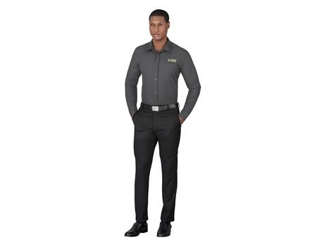 Mens Long Sleeve Kensington Shirt Formal Wear