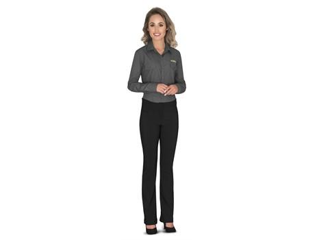 Ladies Long Sleeve Kensington Shirt Formal Wear