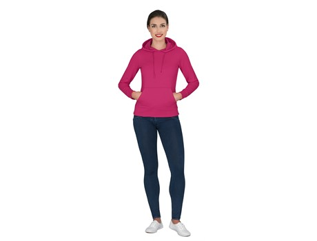 Ladies Omega Hooded Sweater Hoodies, Sweaters and Tracksuits