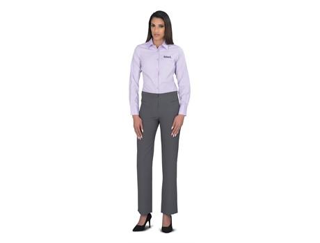 Ladies Cambridge Flat Front Pants Name Brands
