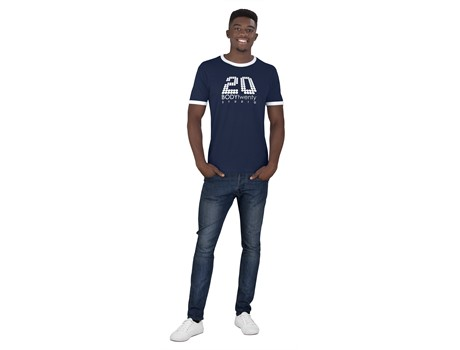Mens Adelaide Contrast T-Shirt T-shirts