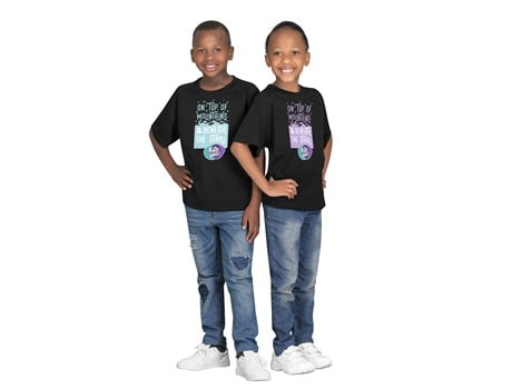 Kids Sprint T-Shirt Branded Kids Apparel