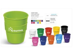 Colour-Pop Stationery Caddy