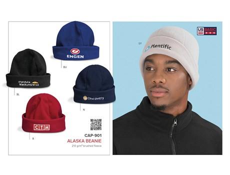 Alaska Beanie Headwear and Accessories 4