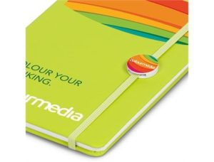 Gravity Round Notebook Branding Disc (disc only)