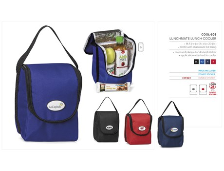 Lunchmate Lunch Cooler Back to School