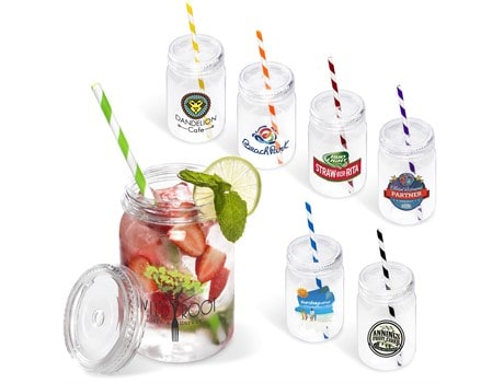 Fiesta Jam Jar – 700ml Drinkware