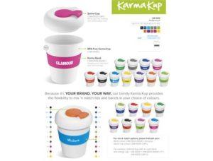 Karma Kup – Solid White Only – 365ml Drinkware