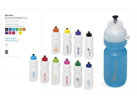 Alpine Water Bottle – 800ml Drinkware
