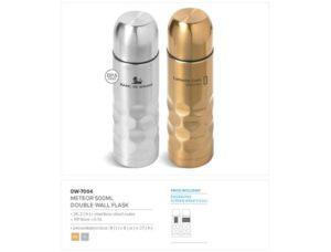 Meteor Double-Wall Flask – 500ml Drinkware
