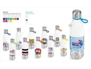 Clearview Water Bottle – 750ml Drinkware