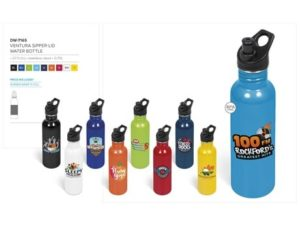 Ventura Sipper Lid Drink Bottle – 750ml Drinkware
