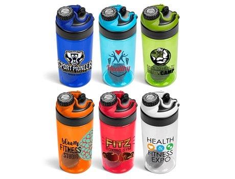 Gianna Water Bottle Protein Shaker – 600ml Drinkware