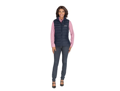 Ladies Norquay Insulated Bodywarmer Name Brands