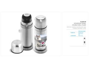 Governor 350Ml Double-Wall Flask