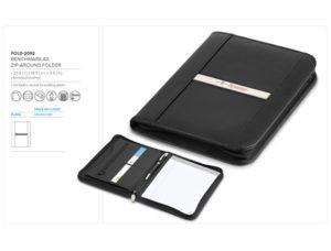Benchmark A5 Zip-Around Folder