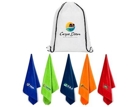 US Basic Bahamas Beach Towel Beach and Outdoor Items