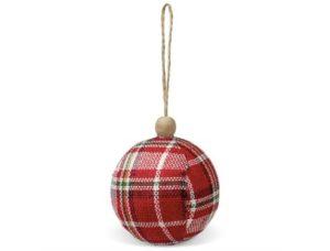 Tartan Festive Ball N/A2
