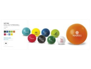 Chill-Out Stress Ball Uncategorised