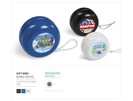 Gyro Yo-Yo Kids Ideas