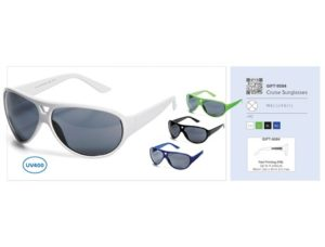 Cruise Sunglasses – Blue Only