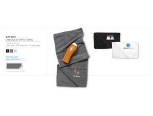 Oblique Sports Towel Ideas for Golf Days