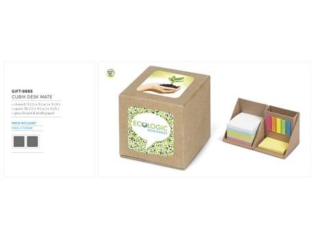 Cubix Desk Mate COVID-19 Products