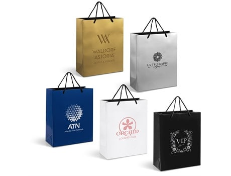Dazzle Midi Gift Bag Bags and Travel