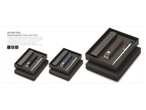 Renaissance Two Gift Set – Black Only Giftsets
