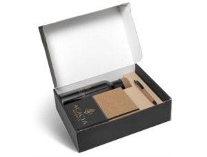 Scarlett Cork Gift Set – Black Only -750ml