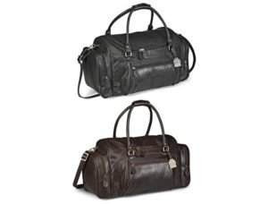 Gary Player Elegant Leather Weekend Bag Bags and Travel