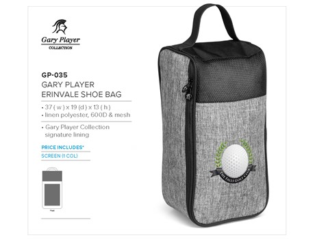 Gary Player Erinvale Shoe Bag Bags and Travel