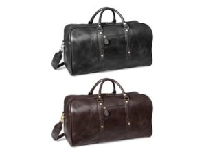 Gary Player Luxury Leather Weekend Bag Bags and Travel