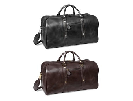 Gary Player Luxury Leather Weekend Bag Bags and Travel 3